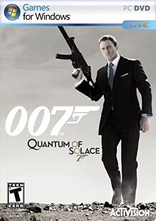 دانلود بازی James Bond 007: Quantum of Solace برای کامپیوتر PC