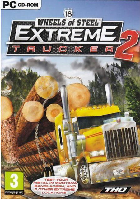 دانلود بازی 18 Wheels of Steel: Extreme of Trucker 2 برای کامپیوتر PC - هجده چرخ فولادی راننده کامیون 2