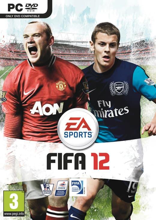 دانلود بازی FIFA 12 برای کامپیوتر PC - فیفا