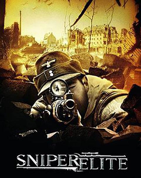دانلود بازی Sniper Elite 1 برای کامپیوتر PC - تک تیراندازی نخبه 2005
