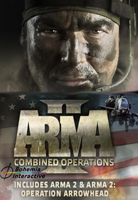 دانلود بازی Arma 2: Combined Operations برای کامپیوتر PC