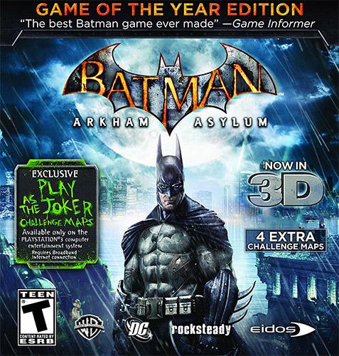 دانلود بازی Batman: Arkham Asylum برای کامپیوتر PC - تیمارستان آرکهام