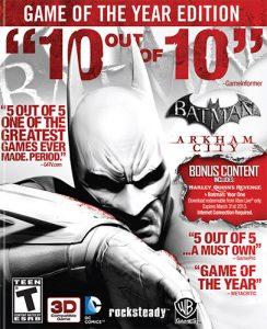 دانلود بازی Batman: Arkham City برای کامپیوتر PC - بتمن شهر آرکهام