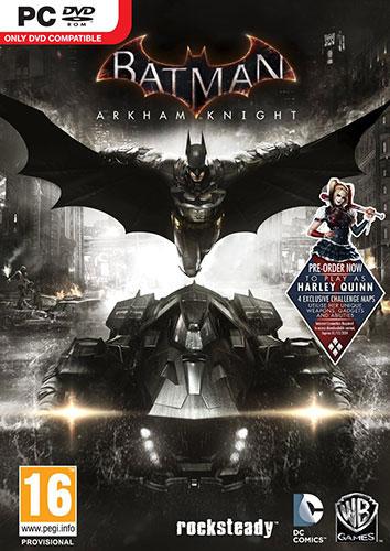 دانلود بازی Batman: Arkham Knight - Premium Edition برای کامپیوتر PC