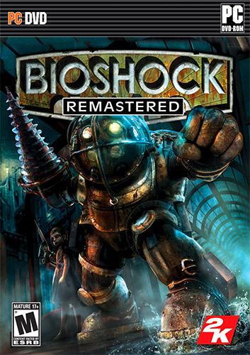 دانلود بازی BioShock 1 Remastered برای کامپیوتر PC