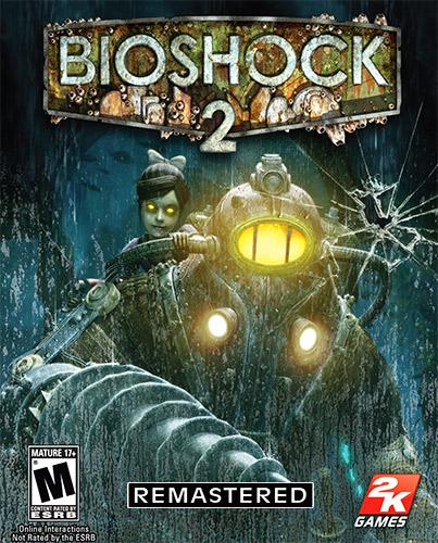 دانلود بازی BioShock 2 Remastered برای کامپیوتر PC