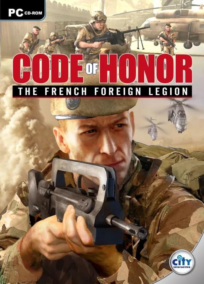 دانلود بازی Code of Honor 1: The French Foreign Legion برای کامپیوتر PC