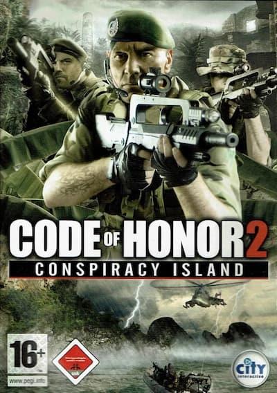 دانلود بازی Code of Honor 2: Conspiracy Island برای کامپیوتر PC
