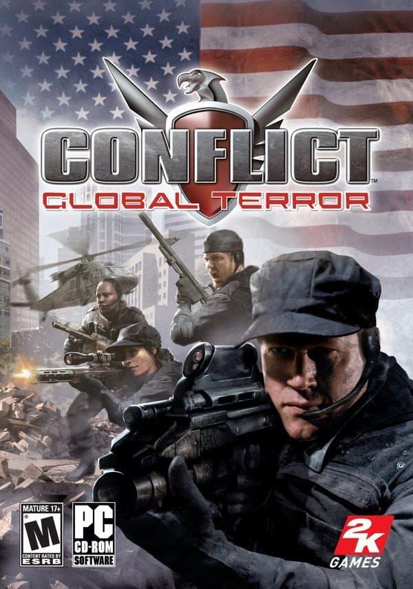 دانلود بازی Conflict Global Terror (Storm) برای کامپیوتر PC - درگیری طوفان ترور جهانی