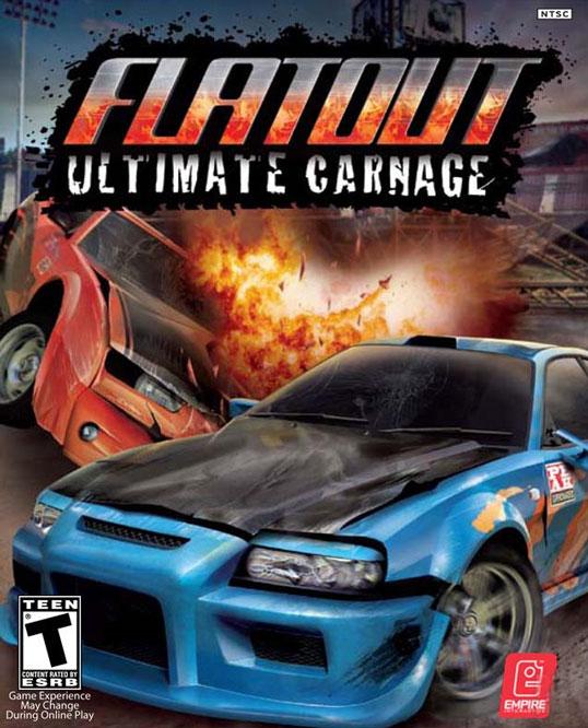 دانلود بازی FlatOut: Ultimate Carnage برای کامپیوتر PC | فلت اوت کشتار نهایی