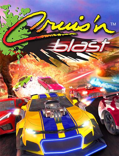 دانلود بازی Cruis'n Blast برای کامپیوتر PC - انفجار کروز