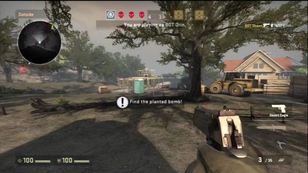 دانلود بازی Counter Strike: Global Offensive برای کامپیوتر PC - ضربت تهاجم جهانی csgo