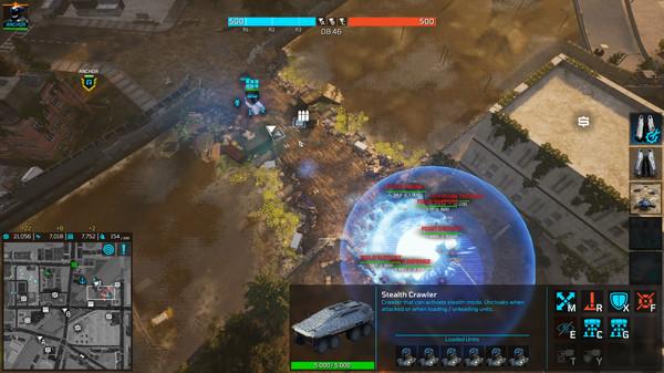 دانلود بازی Eximius: Seize the Frontline برای کامپیوتر PC