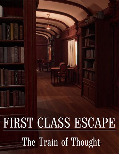 دانلود بازی First Class Escape: The Train of Thought برای کامپیوتر PC