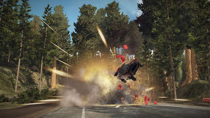 دانلود بازی Flatout 4: Total Insanity برای کامپیوتر PC - فلت اوت 4 جنون کامل