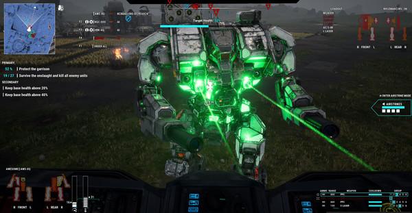 دانلود بازی MechWarrior 5: Mercenaries برای کامپیوتر PC