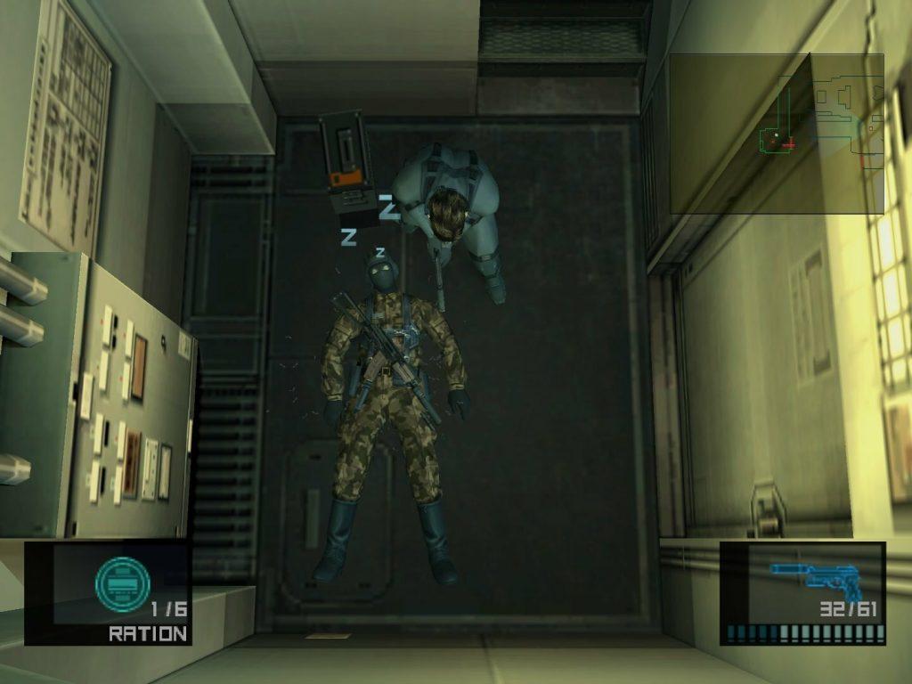 دانلود بازی Metal Gear Solid 2: Substance برای کامپیوتر PC - متال گیر سالید 2 ماده