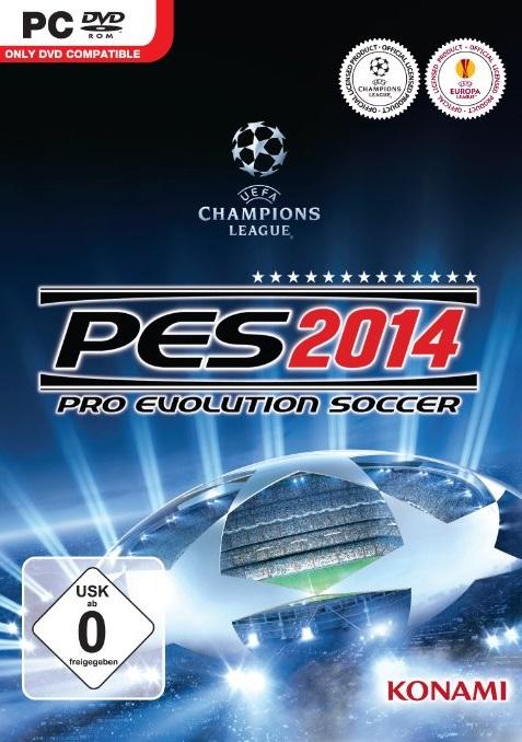 دانلود بازی Pro Soccer Evolution 2014 برای کامپیوتر PC - فوتبال حرفه ای PES 14