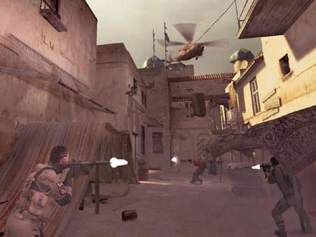 دانلود بازی Tom Clancy's Rainbow Six: Lockdown برای کامپیوتر PC