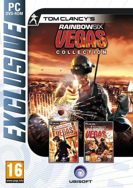 دانلود بازی Rainbow Six: Vegas 1 + 2 Collection برای کامپیوتر PC