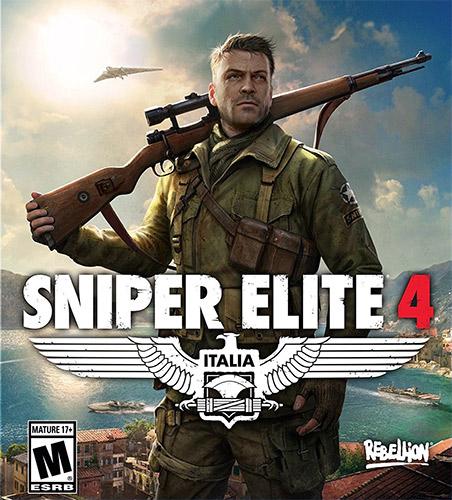 دانلود بازی Sniper Elite 4 - Deluxe Edition برای کامپیوتر PC