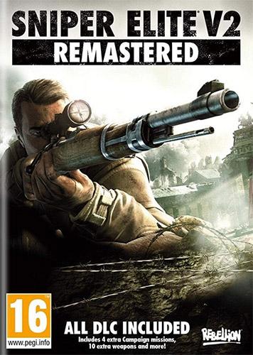 دانلود بازی Sniper Elite V2 Remastered برای کامپیوتر PC