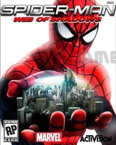 دانلود بازی Spider-Man: Web of Shadows برای کامپیوتر PC