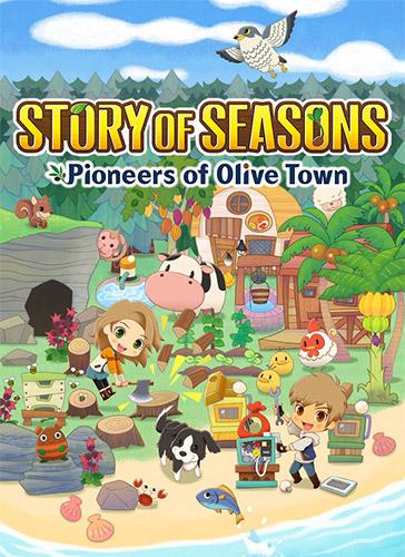 دانلود بازی Story of Seasons: Pioneers of Olive Town برای کامپیوتر PC