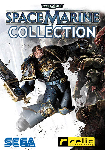 دانلود بازی Warhammer 40000: Space Marine Collection برای کامپیوتر PC - چکش جنگی چهل هزار 40K
